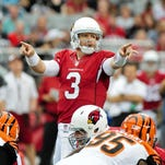 Arizona Cardinals' Palmer: Bengals is 'not just another game'