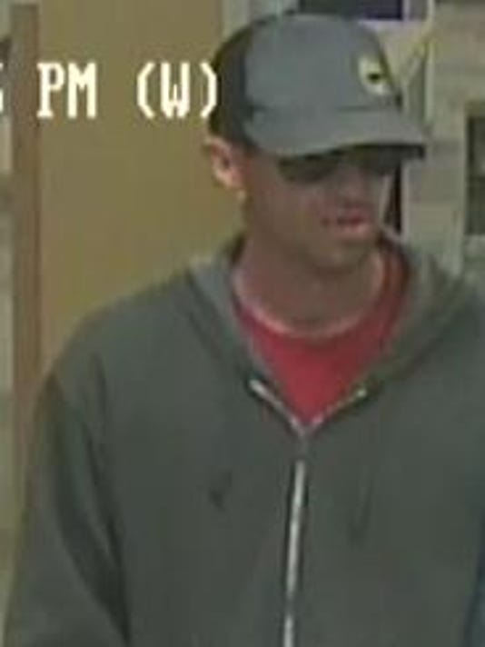 Tempe bank robbery suspect