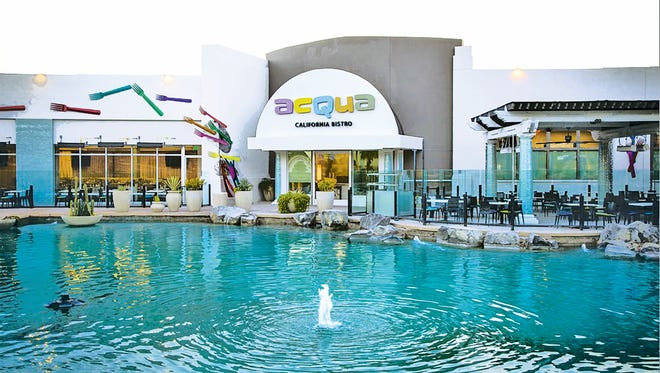 A four-story hotel at The River Rancho Mirage is being proposed by the shopping center's owner, Cheer Land River LP. The Rancho Mirage Planning Commission is scheduled to hear the proposal at its meeting on Thursday, June 24, 2021.