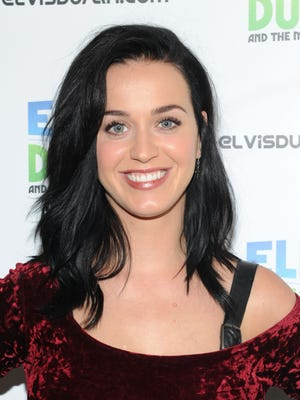 Singer Katy Perry, who's performing at the MTV Video Music Awards on Aug. 25.