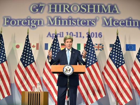 JAPAN-G7-DIPLOMACY-HIROSHIMA