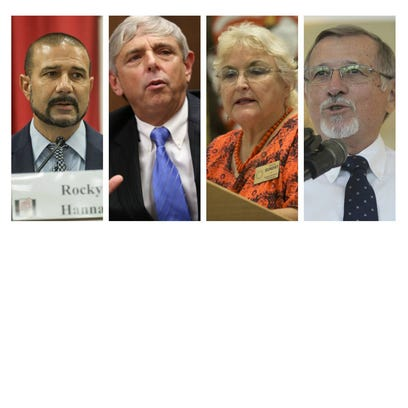 Candidates for Leon County Superintendent of Schools