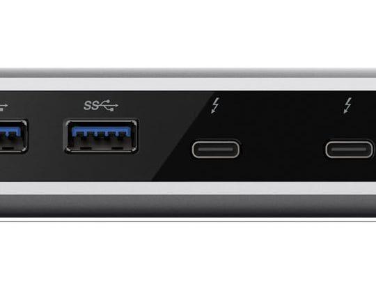Belkin's Thunderbolt USB-C adapter dock