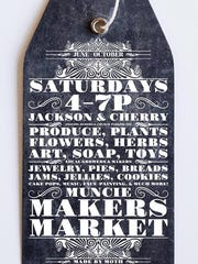 Muncie Makers Market is held from 4-7 p.m. every Saturday