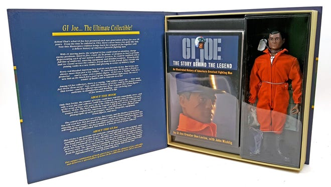 When storing collectibles, like toys, keep original boxes in good condition.