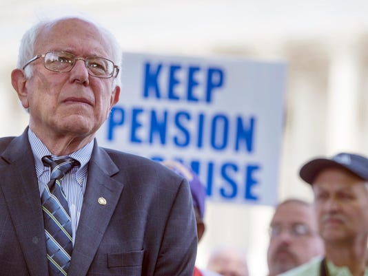US-PENSION-UNION-SANDERS