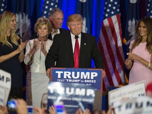 TOPSHOT-US-VOTE-REPUBLICANS-TRUMP-election