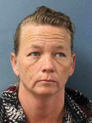 April Price led officers on a 20-minute pursuit through Visalia and into Tulare.