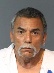 Daniel Briseno Fuentez, 58, was booked Aug. 16, 2017 into the Washoe County jail on an open murder charge. He was accused of shooting another 56-year-old man at an apartment in south Reno. All arrested are innocent until proven guilty. No bail set.