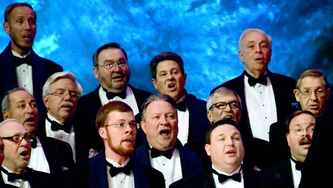 The Thoroughbred Chorus