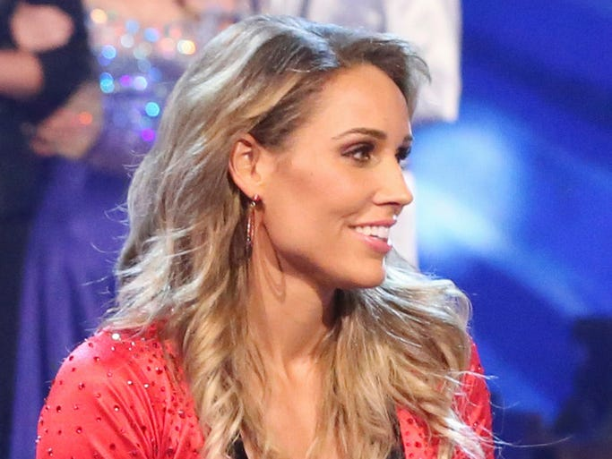 "Lolo Jones was the first celebrity to be eliminated from ""Dancing with the Stars."""