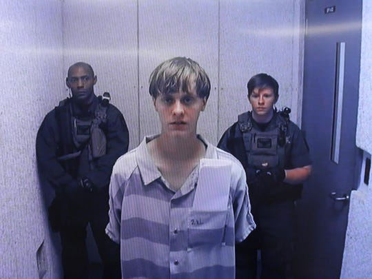 Dylann Roof could face the death penalty for killing nine people during a prayer service