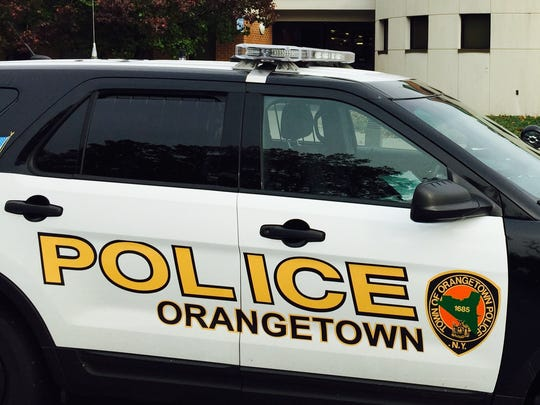 Orangetown police are among the departments that have staff reductions in the proposed 2019 budget.