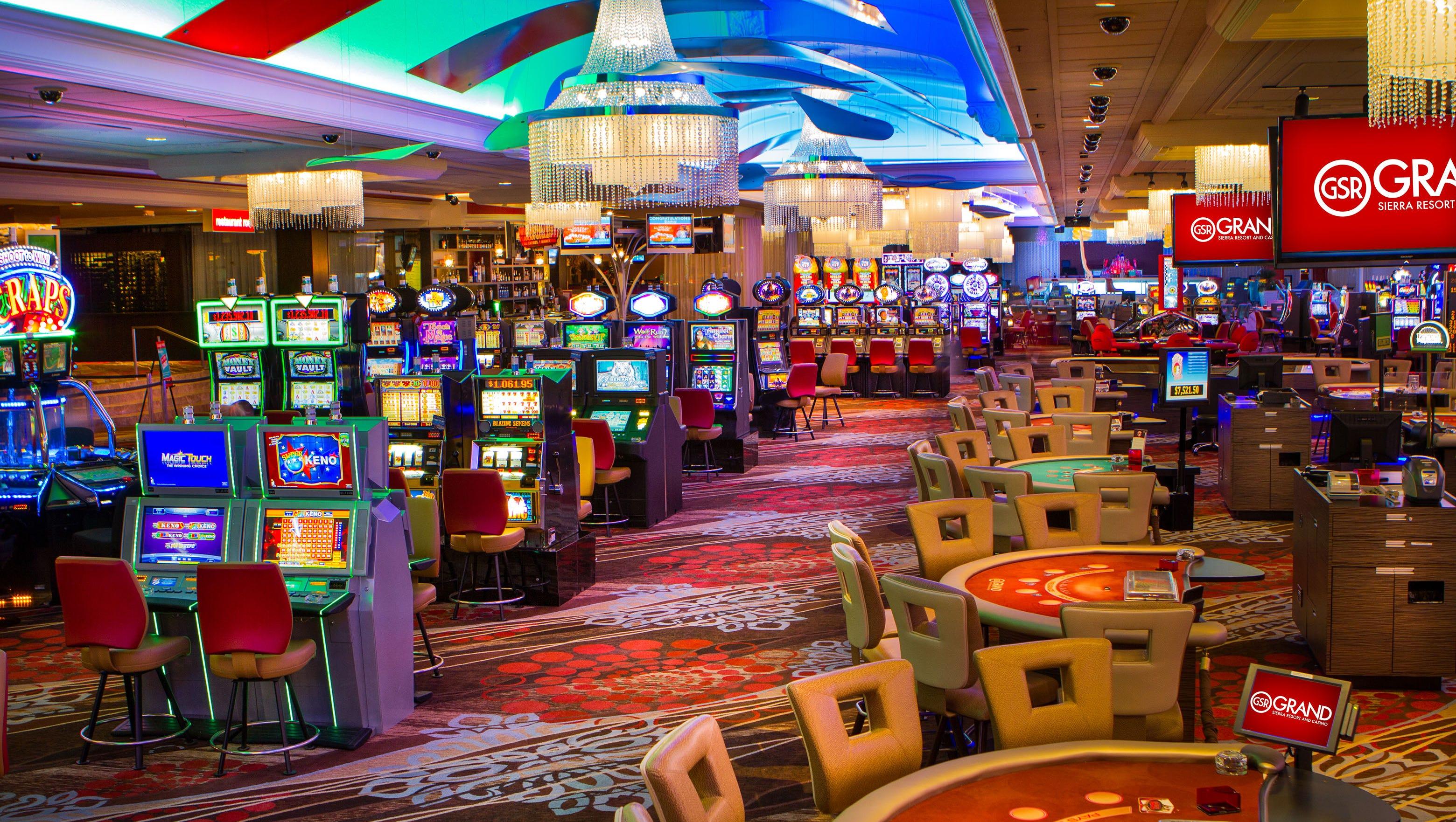 Grand sierra casino in reno nevada video gambling