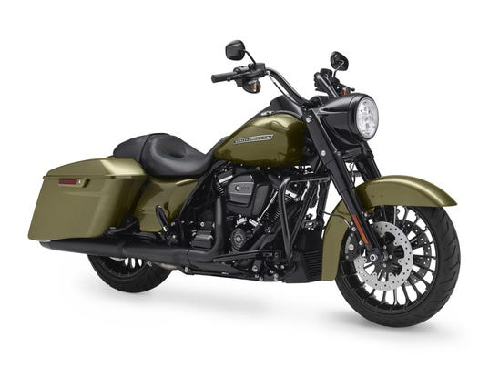 Harley Davidson Recalls