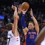 Success of Detroit Pistons' Blake Griffin trade rests with Reggie Jackson