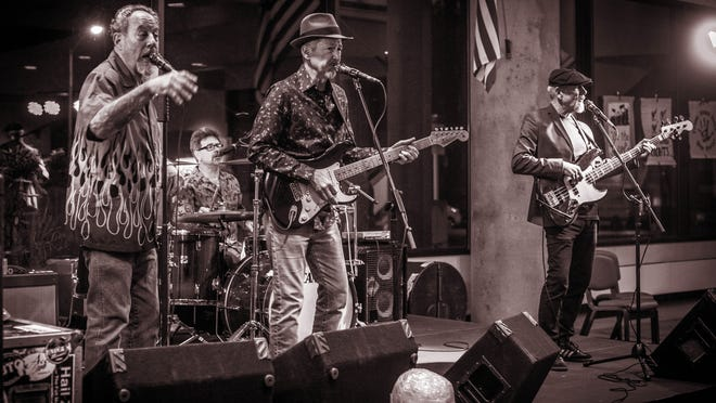 American roots rock band the Nighthawks are approaching their 50th anniversary.