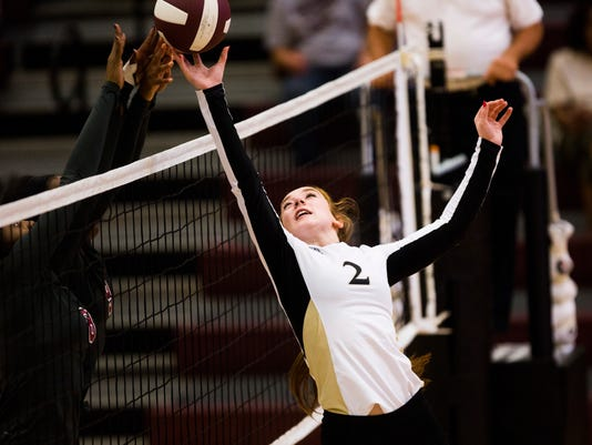 T.L. Hanna vs. Westside Volleyball