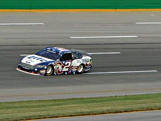 NASCAR Kentucky Auto