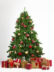 Help give a Christmas tree to a family in need through