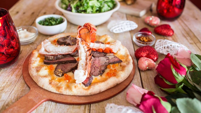 Firenza Pizza has put a $500 pizza on its menu for a limited time.