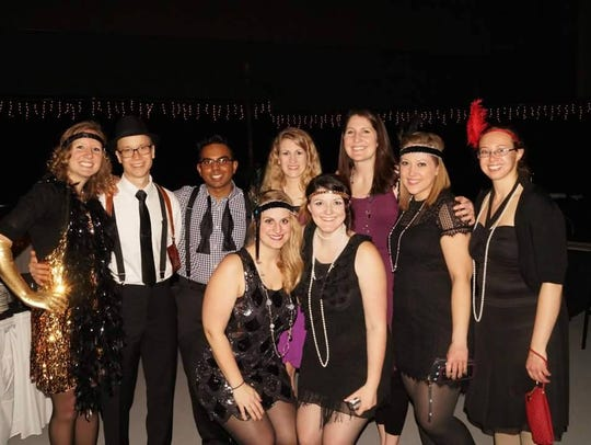 Last year's fundraiser brought the Roaring '20s to