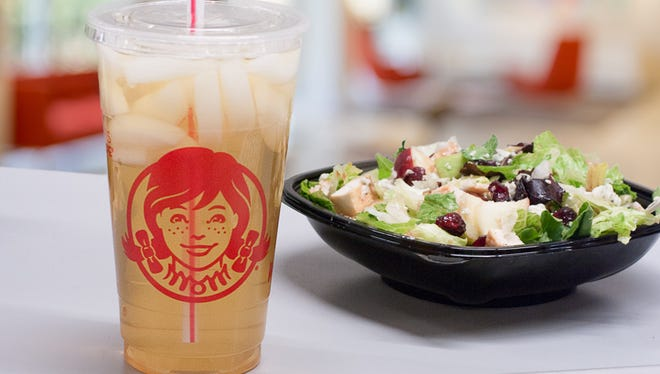 Wendy's and Honest Tea launch exclusive, real-brewed Tropical Green Tea at Wendy's restaurants nationwide.