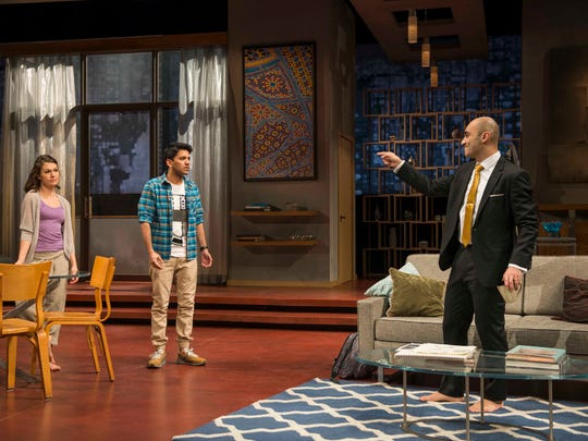 "The Milwaukee Repertory Theater, which just concluded a production of Ayad Akhtar's drama ""Disgraced,"" will perform Akhtar's sharp-edged comedy ""The Who and the What"" during the 2017-'18 season."