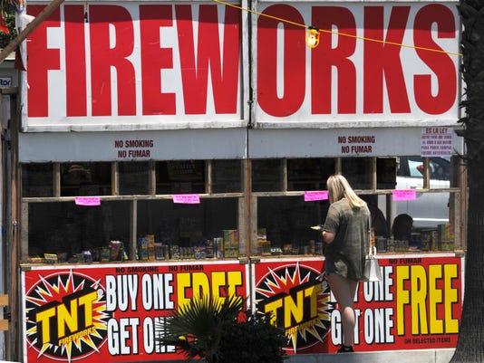 Fireworks in Fillmore 5