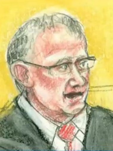 G. Murray Snow. U.S. District Court judge who presided over the Melendres case. Snow ended Joe Arpaio's immigration enforcement and now conducting hearings to determine Arpaio's extent of contempt of court.
