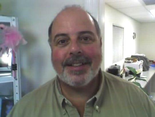 Mark Castellano, president of the Teachers Association