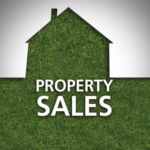 Muskingum County property transfers