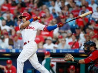 Soto's homer in 9th lifts Nationals over Phillies 4-3