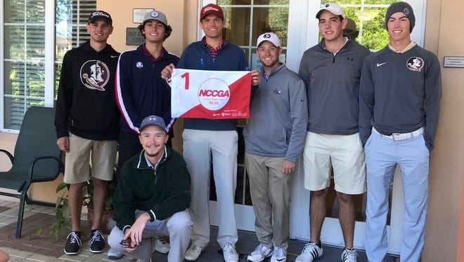 The Florida State club golf team has quietly been soaring through the air this season.