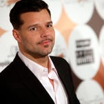 Ricky Martin's book for kids will be published in English and Spanish on Nov. 14.