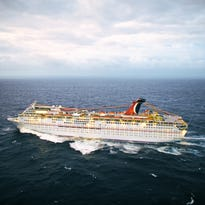 Cruise ship tours: Carnival Imagination