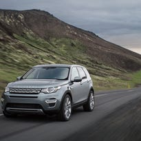 """According to Consumer Reports, the Land Rover Discovery Sport has a """"flat footed"""" engine and a transmission that's unrefined. Handling is """"lumbering"""" and the entertainment system seems to be from another age."""