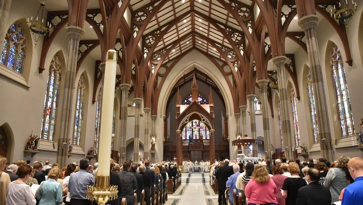 Re-Dedication of the St. John's Cathedral after 6 years