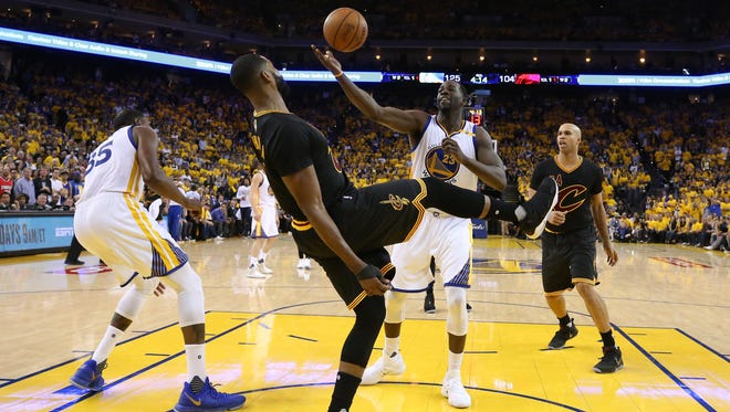 Ratings for Game 2 of the NBA Finals were up 7% over last year.