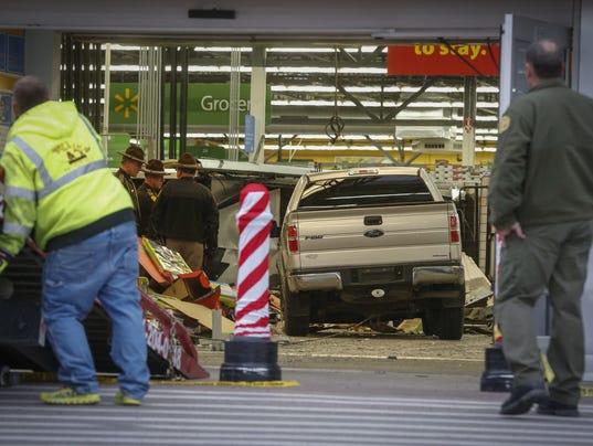 Victims Identified In Pella Wal Mart Crash
