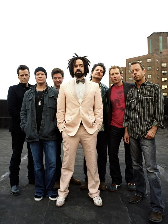9/13: Counting Crows and Rob Thomas
