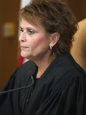 Summit County Common Pleas Judge Christine Croce.