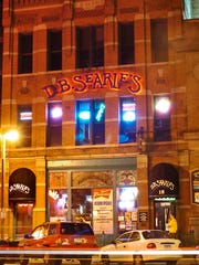 The D.B. Searle's building in downtown St. Cloud.