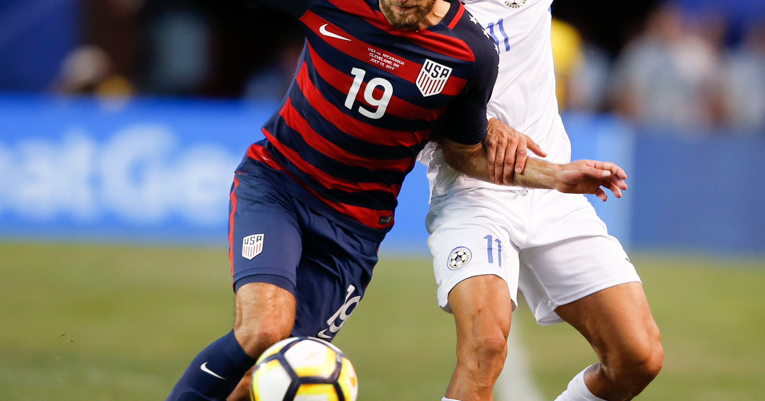 951967206c2 Miazga s late goal gives US 1st place in Gold Cup group