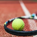 Girls' tennis results, Aug. 25