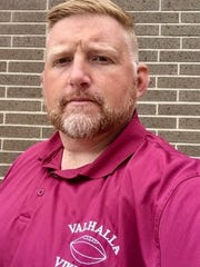 Jeff Michael, a teacher and coach at Pearl River High