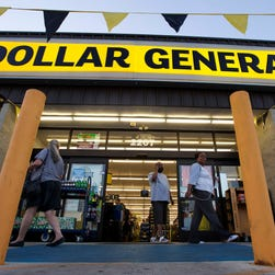 Dollar General bought 41 former Walmart Express stores and plans to relocate or open new stores in the locations.
