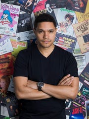 "Trevor Noah has been the host of ""The Daily Show"" on Comedy Central since 2015."