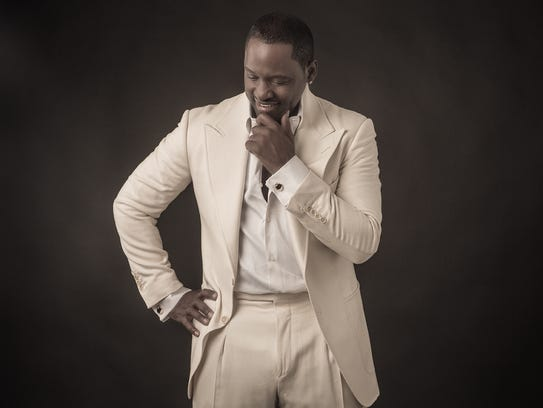 Johnny Gill will perform July 14 at American Legion