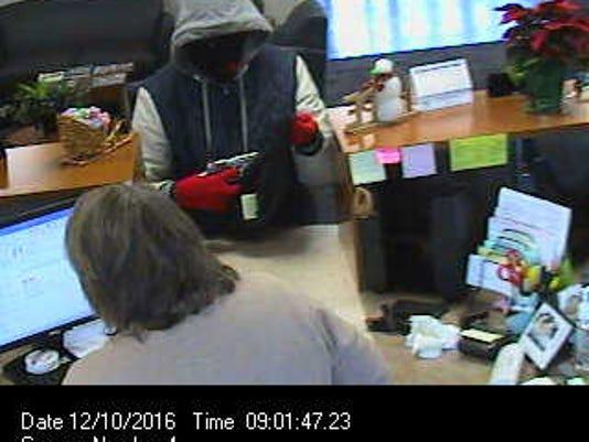 Hanover robbery 12/10 - 1